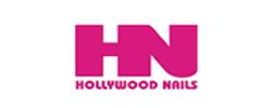 Logo Hollywood Nails